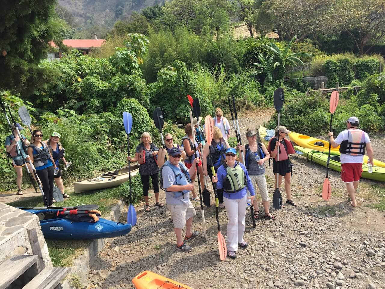 Antigua family activities - Lake Atitlan Family Fun Day