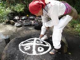 Lake Atitlan shaman| mayan ceremony