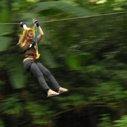 Kayak Paddle-Extreme Zipline Excursion|Adventure Package