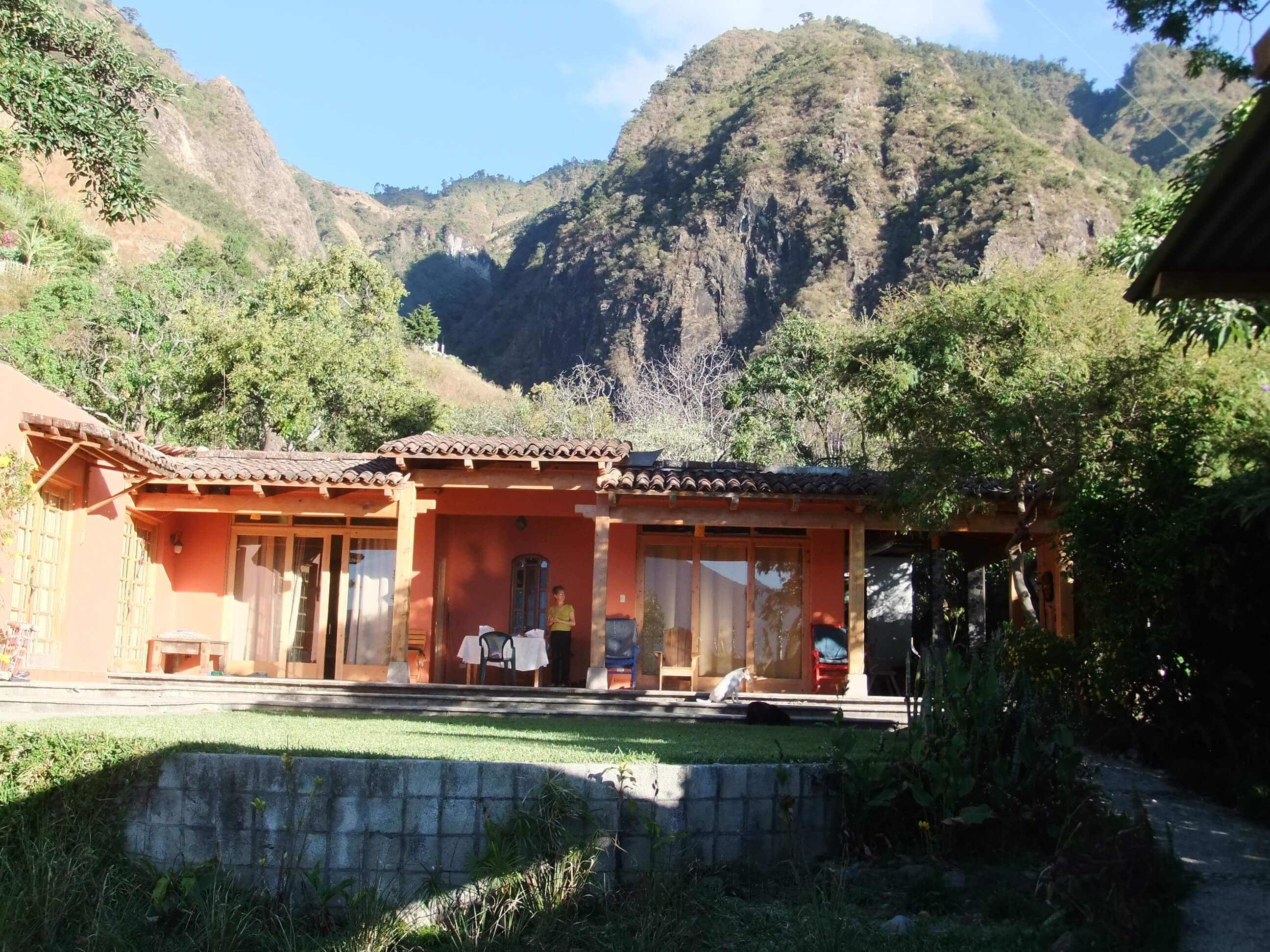 Around Antigua - Atitlan Rest and Relaxation - NGO - volunteers
