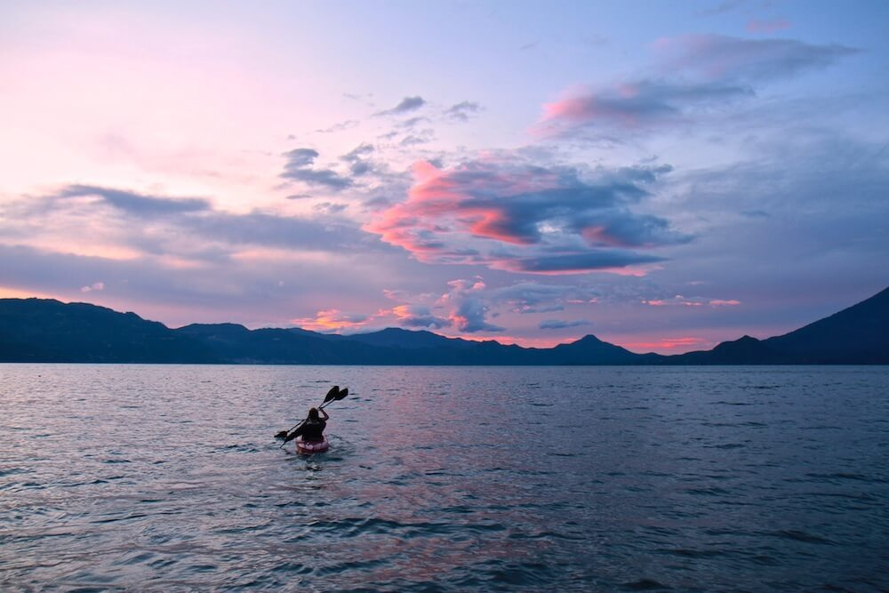 Antigua - best excursions - Lake Atitlan - Kayak - Hike - 2 day adventure